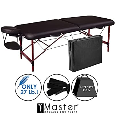 "Master Massage 28"" Zephry Massage Table"