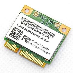 Драйвера Atheros Ar5007eg Wireless Network Adapter