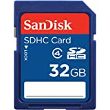 Secure Digital, 32GB, SDHC, Class 4