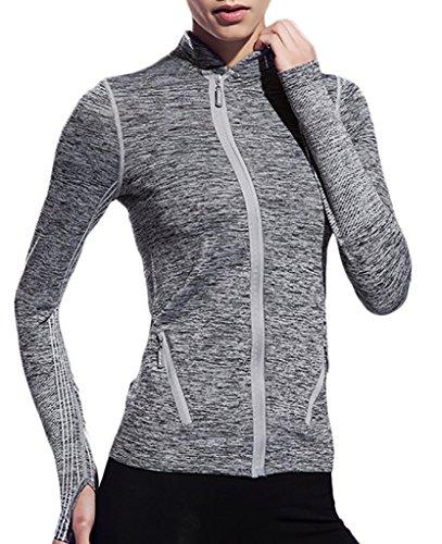 Women-Running-Yoga-Slim-UV-Protect-Sweatshirts-with-Two-Side-Pocket-Jacket-Coat