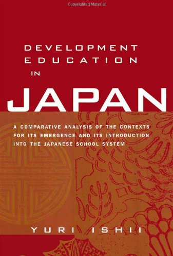 Development Education in Japan: A Comparative
