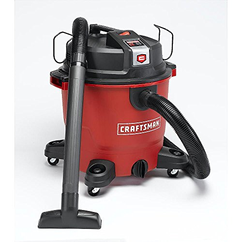 Craftsman XSP 16 Gallon 6.5 Peak HP Wet/Dry Shop Vac/Blower (Craftsman Wet And Dry Vacuum compare prices)