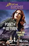 img - for Point of No Return (Love Inspired Suspense) book / textbook / text book