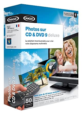 Magix photos sur CD & DVD 9 deluxe