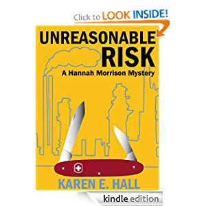 Unreasonable Risk (A Hannah Morrison Mystery)