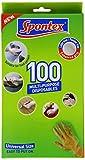 Spontex Multi-Purpose Disposable Gloves (100 pack)