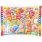 Set manualidades gomitas animales Lemonade Land Popin' Cookin' de Kracie