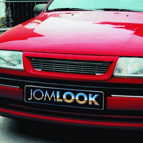 Kühlergrill JOM, Opel Vectra A 9.92-, ohne Emblem (mit Gutachten), schwarz