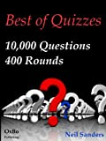Best of Quizzes 10,000 Q&A 400 Rounds