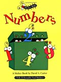 Numbers (Sticker Bugs) (0689810415) by Carter, David A.