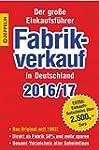 Fabrikverkauf in Deutschland - 2016/1...
