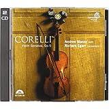 CORELLI. Violin Sonatas Op.5. Manze/Egarr