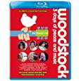 Woodstock [Blu-ray] [Import anglais] (Blu-ray - 2010)