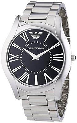 [エンポリオアルマーニ] EMPORIO ARMANI 腕時計 SUPER SLIM スーパースリム AR2022 メンズ [並行輸入品]