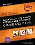 Blackwell's Five-Minute Veterinary Co...