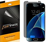 [2 Pack] SUPERSHIELDZ- Privacy Anti-Spy Screen Protector Shield For Samsung Galaxy S7 -Lifetime Replacements Warranty - Retail Packaging