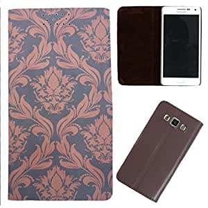 DooDa - For Micromax Doodle 3 A102 PU Leather Designer Fashionable Fancy Flip Case Cover Pouch With Smooth Inner Velvet