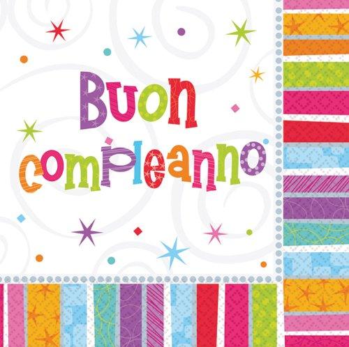 Gl ckw nsche geburtstag italienisch herzlichen - Gute besserung italienisch ...