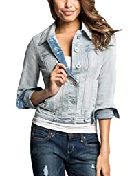 G by GUESS Trespasser Denim Jacket