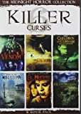 Midnight Horror Collection: Killer Curses [DVD] [2012] [Region 1] [US Import] [NTSC]