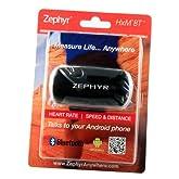 Zephyr HxM BT Wireless Heart Rate Sensor, Black