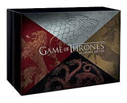 Games of Thrones - Saison 1 + Oeuf - Coffret 5 Blu-ray - Édition limitée [Blu-ray]
