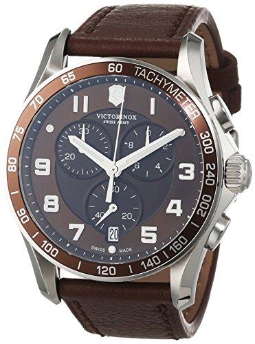 victorinox-swiss-army-241653-montre-homme-quartz-chronographe-bracelet-cuir-marron