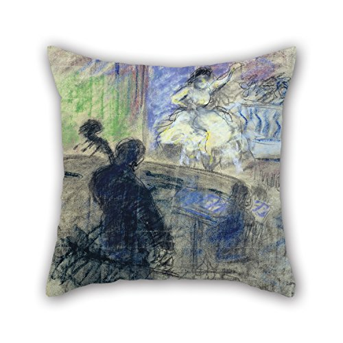 slimmingpiggy-oil-painting-ricard-canals-music-hall-interior-throw-pillow-case-20-x-20-inches-50-by-