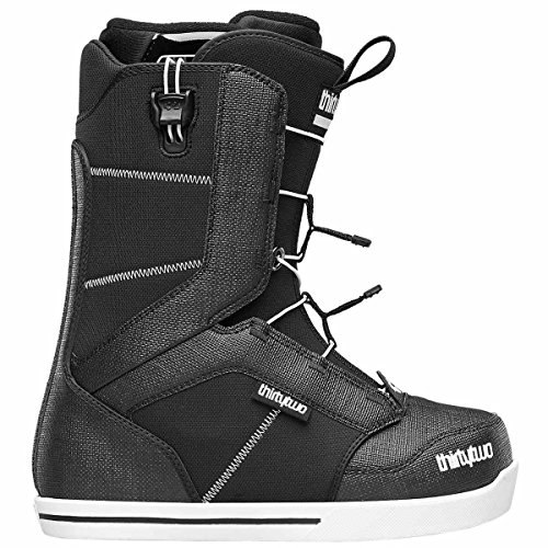 ThirtyTwo 86 Fast Track Men's Winter Sport Racing Snowmobile Boots - Black / Size 14