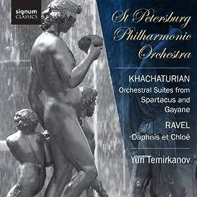 Spartacus Suite No. 1: Variation of Aegina And Bacchanalia