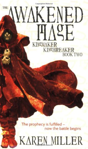 Image of The Awakened Mage: Kingmaker, Kingbreaker: Book 2