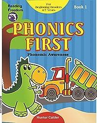 Phonics First Book - 1