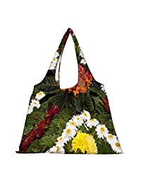 Snoogg High Strength Reusable Shopping Bag Fashion Style Grocery Tote Bag Jhola Bag - B01B97DACM