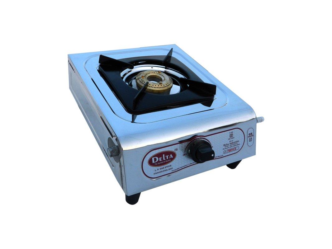 Delta 5160 Stainless Steel 1 Burner Gas Cookt..