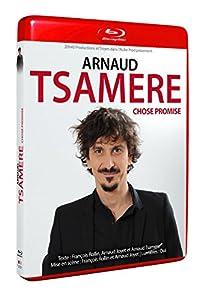 Arnaud Tsamere : Chose promise [Blu-ray]