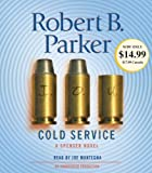 img - for Cold Service (Spenser) book / textbook / text book