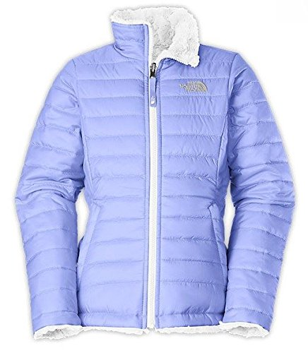 The North Face Girls Reversible Mossbud Swirl Jacket Cn0118D_Ym front-857854