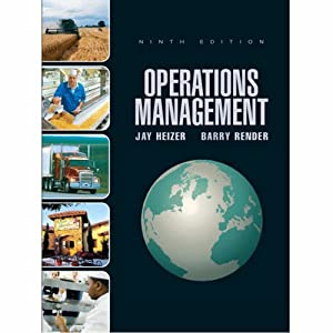 VangoNotes for Operations Management, Flexible Version, 9/e | [Jay Heizer, Barry Render]