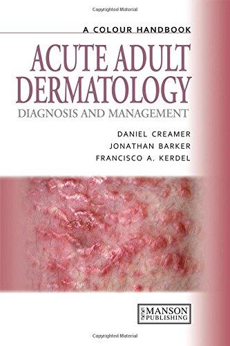 A Colour Handbook Acute Adult Dermatology