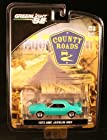 1973 AMC JAVELIN AMX * COUNTY ROADS SERIES 6 * 2011 Greenlight 1:64 Scale Limited Edition Die-Cast Vehicle