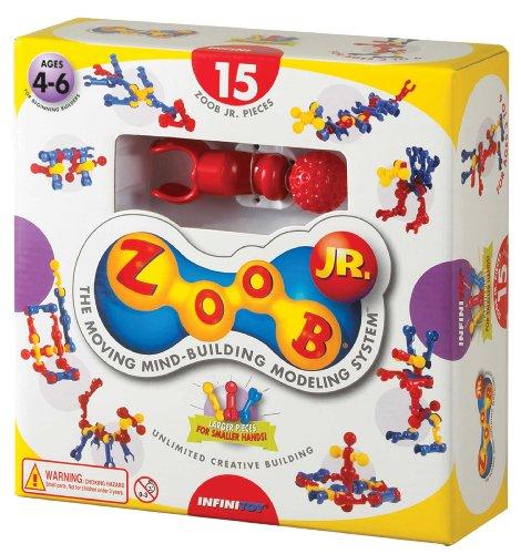ZOOB Jr. 15-Piece Modeling System