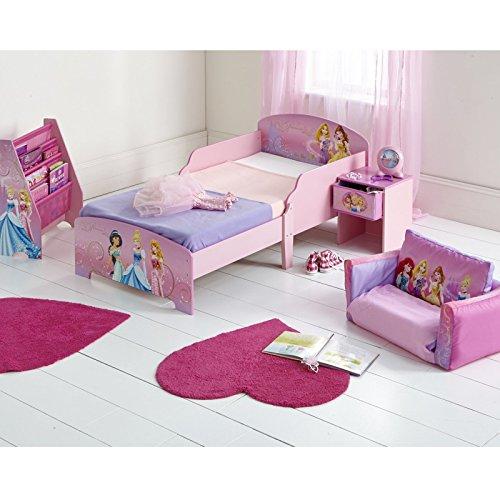 Disney Princess pour tout-petits Lit et matelas mousse