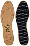 Pedag 172 Leather Naturally Tanned Sheepskin Insole with Activated Carbon, Tan, US W11/12 M8/9 EU 41/42