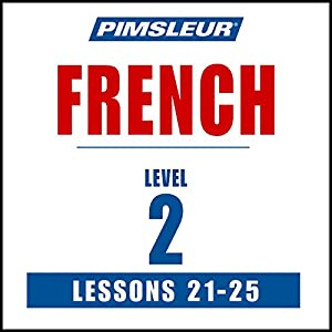 French Level 2 Lessons 21-25 Rede