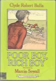Poor Boy, Rich Boy (0060208961) by Sewall, Marcia