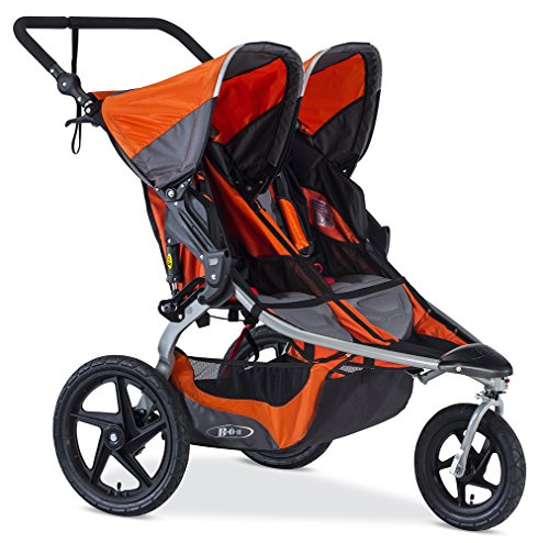 Find Discount BOB 2016 Revolution Flex Duallie Stroller, Canyon