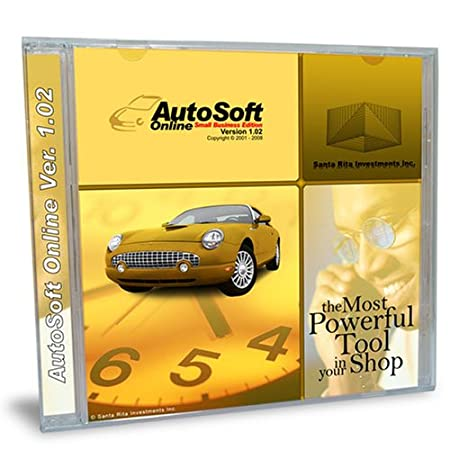 AutoSoft Online Small Business Edition - Automotive Shop Management Software