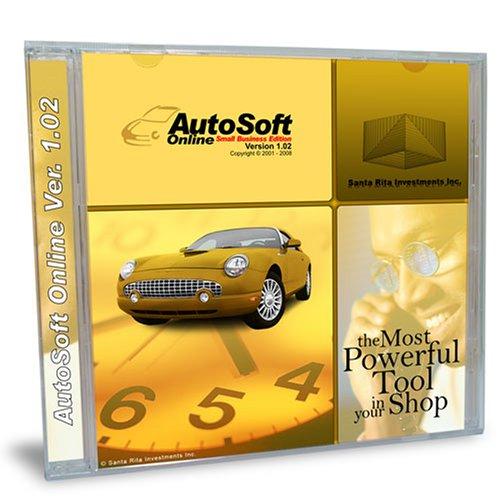 AutoSoft Online Small Business Edition - Automotive