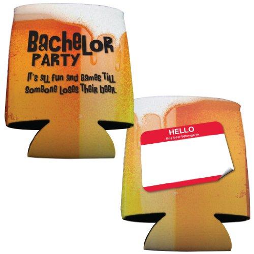 16 Oz Beer Can Koozies front-828605