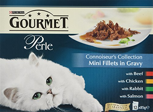purina-gourmet-perle-wet-cat-food-mini-fillets-in-gravy-48-x-85-g-connoisseurs-collection-pack-of-4